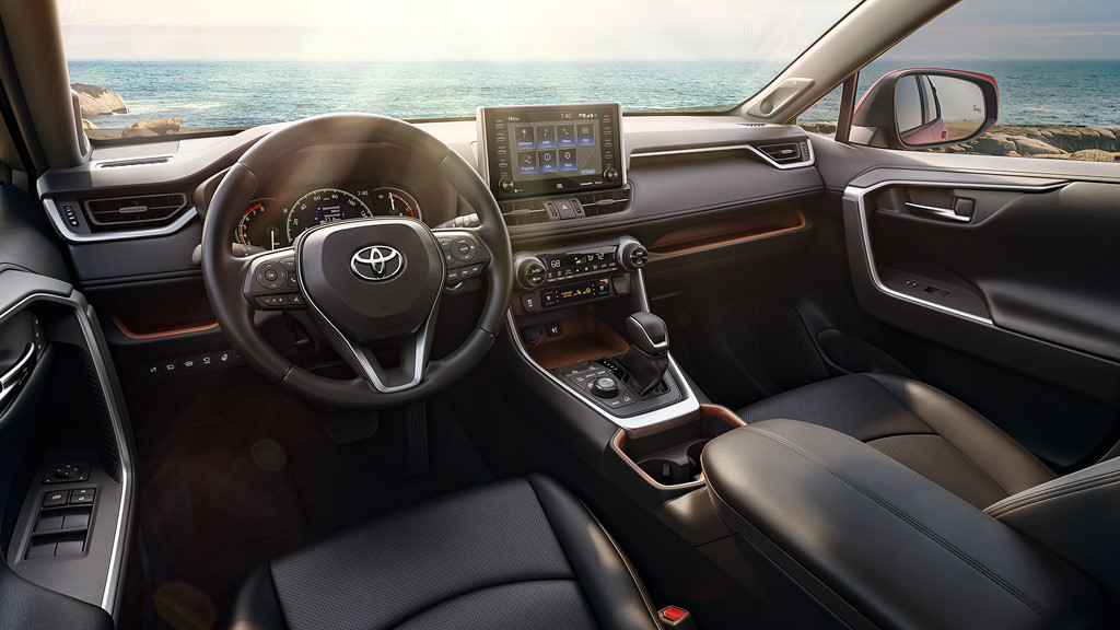 Toyota RAV4 2019 ra mat tai My, gia hon 41.000 USD cho ban cao nhat hinh anh 7