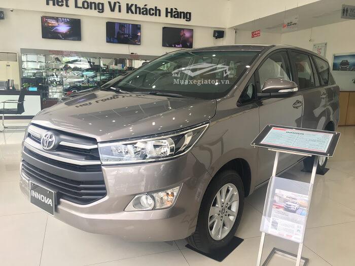 Đánh giá xe Toyota Innova G 2019 số tự động và giá bán mới nhất