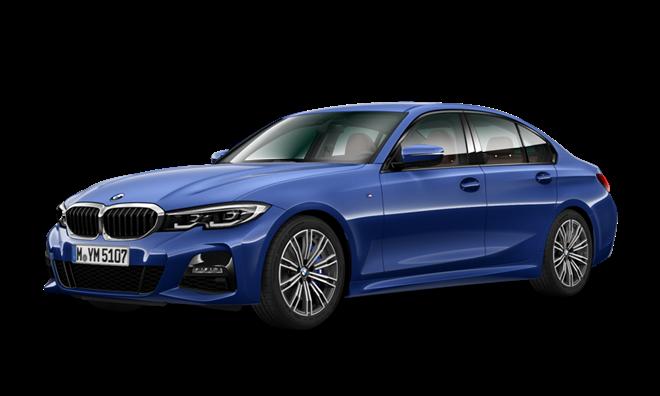BMW 330i M-Sport 2019 nhập khẩu nguyên chiếc với động cơ mạnh mẽ, thiết kế trẻ trung, thể thao